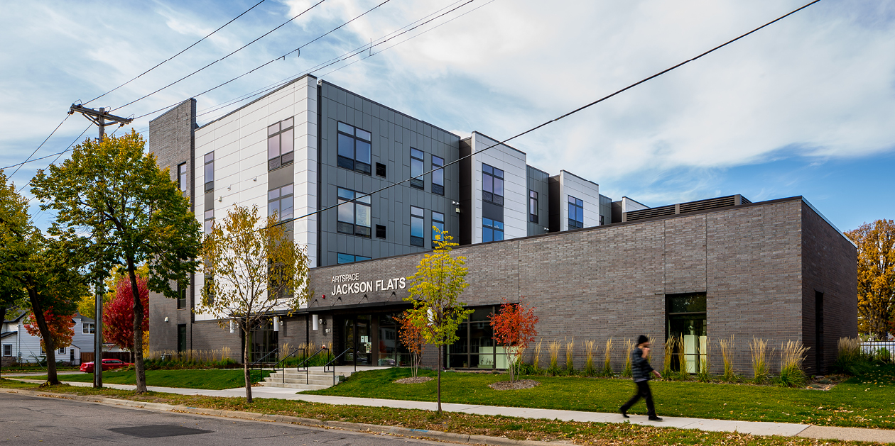 UrbanWorks Architecture - Minneapolis, MN - Artspace Jackson