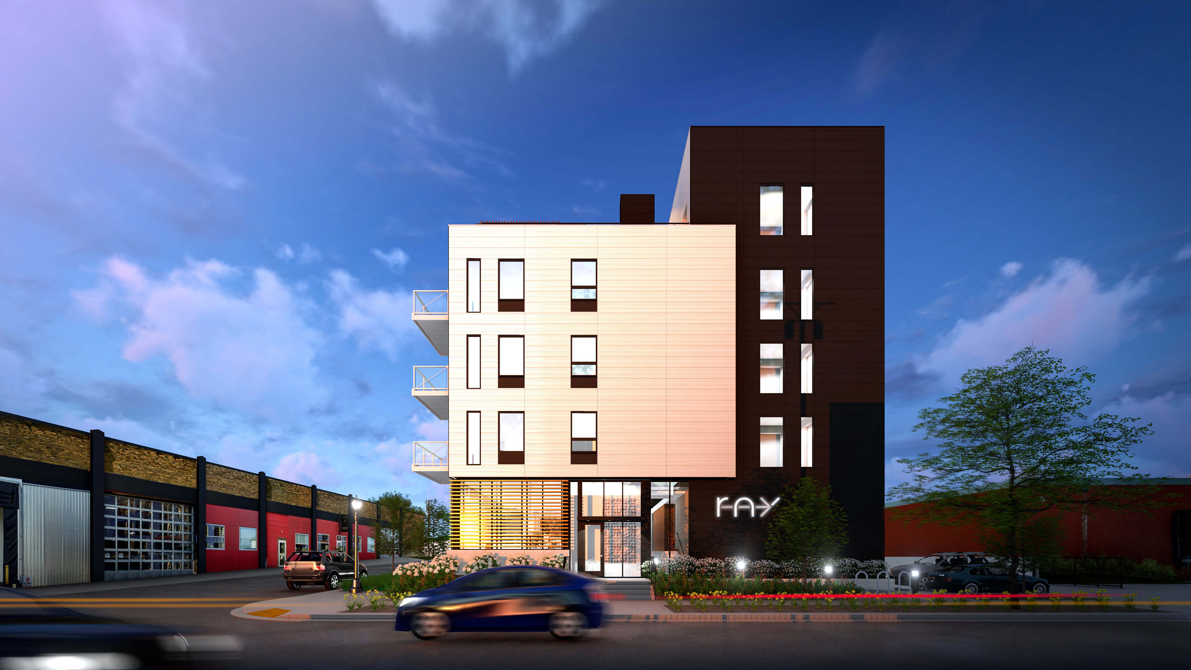 New apartment plex in St Anthony Park features micro units