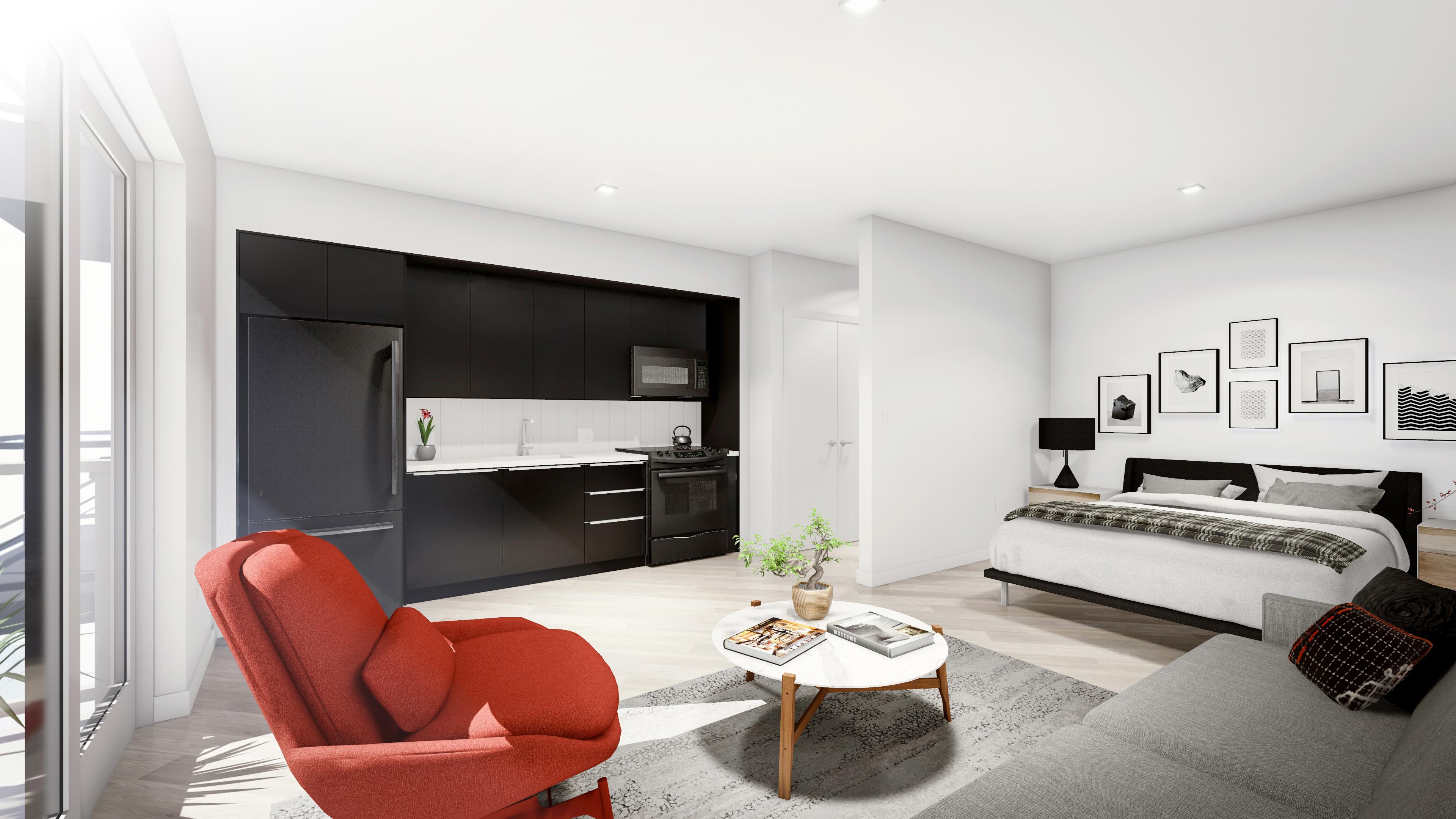 Urbanworks Architecture Minneapolis Mn Studio Apartments Have